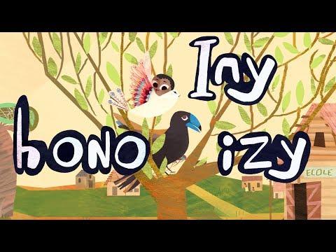 Iny hono izy (paroles en malgache)