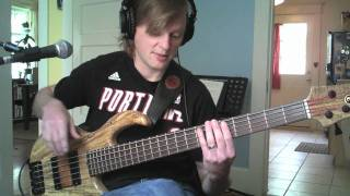 Jonathan Maron/Maxwell - Ascension (Video Bass Lesson)