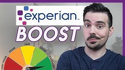 Experian Boost - Review & Tutorial
