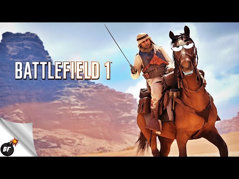 Battlefield 1 - Fails & Funny Moments #1