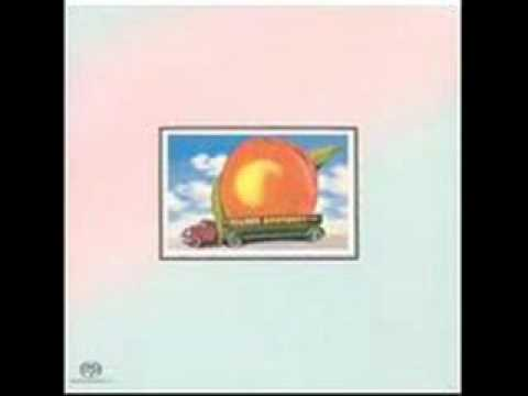 The Allman Brothers Band - Melissa Live