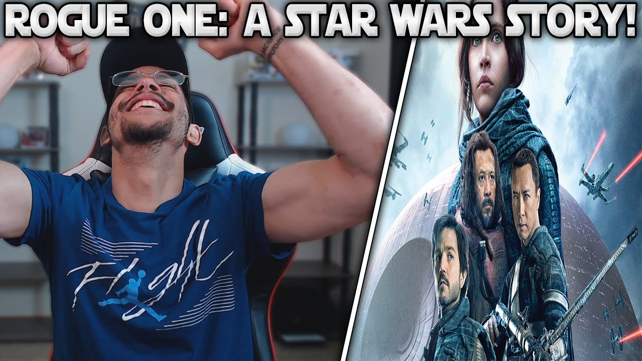 Rogue One A Star Wars Story 2016 Movie Reaction First Time Watching Youtube