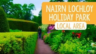 Discover local attractions & more at Nairn Lochloy Holiday Park