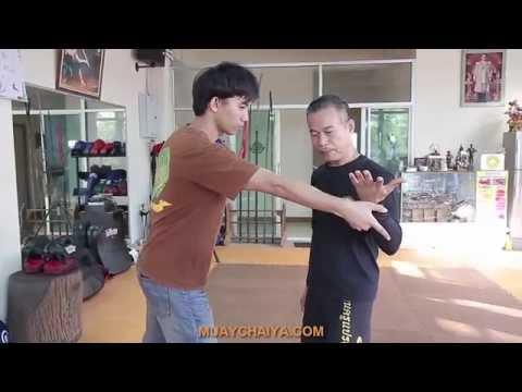 GCS EP.01 จุดอ่อนบนร่างกาย ป้องกันตัวจากการโดนตบ และ จับข้อมือ