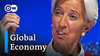 Global Economy Caught In Slowdown | Dw News