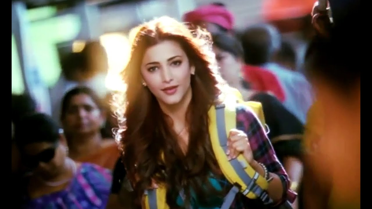 ramayya vasthavayya telugu movie scenes - shruti hassan entrance