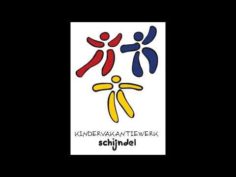KVW Schijndel 2018 Glittert en Schittert thema lied