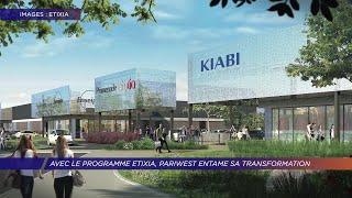Yvelines | Avec le programme Etixia, Pariwest entame sa transformation