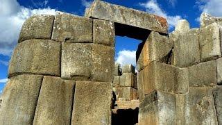 Саксайуаман .Загадочные мегалиты исчезнувшей цивилизации