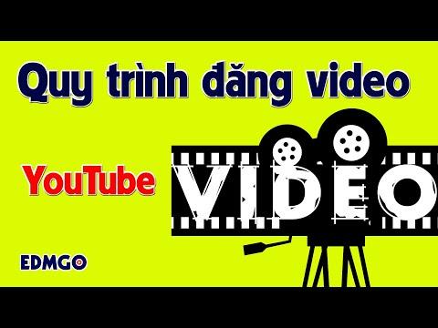 YOUTUBE BỔ SUNG CHỨC NĂNG KIỂM TRA BẢN QUYỀN TRƯỚC KHI UPLOAD VIDEO – QUY TRÌNH ĐĂNG VIDEO