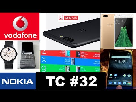 Oppo 11 Plus Launched, OnePlus 5 leak, Vodafone 786 Plan, Nokia 3,5 and 6 Launch date, Motorola X4