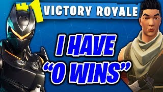 HELPING THE BIGGEST NOOB GET HIS FIRST FORTNITE WIN EVER!! (RANDOM DUOS)