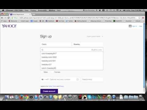 i300 Yahoo Usability Test