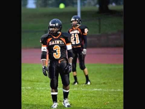 Mark Simmons Football Highlights 2011