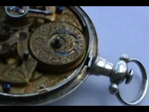 Chinese Duplex Pocket Watch Youtube