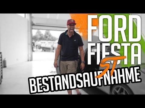JP Performance – Die Bestandsaufnahme | Ford Fiesta ST