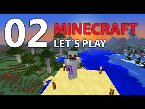 PG   Minecraft S01E02 - Průzkum a minifarma (CZ HD)