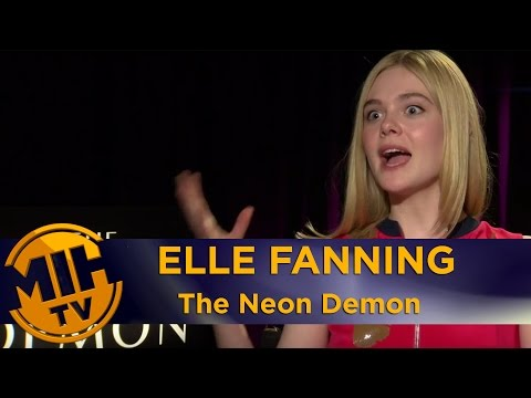Elle Fanning interview: The Neon Demon