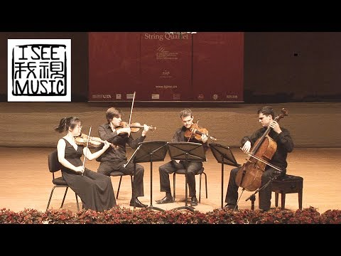 Wu Quartet: Janáček – String Quartet No. 1, Kreutzer Sonata | Semifinal