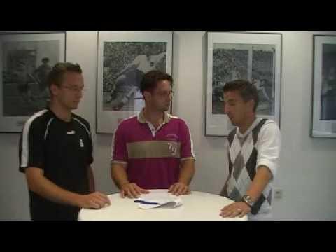 Interview mit Dennis + Patrick Gilg vom TSV Schwaben Augsburg Teil 2