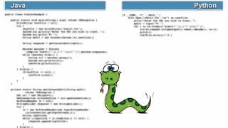 Java vs Python Platforms Comparison
