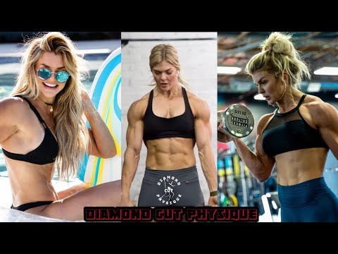Brooke Ence Awesome Crossfit Women Workout Motivation Part - 2