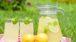 ***Готовим Лимонад в домашних условиях /// Как приготовить домашний лимонад***