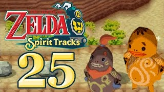 Let's Play The Legend of Zelda Spirit Tracks Part 25: Lavaströme im Goronendorf