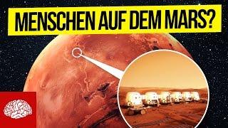 Flug zum Mars ohne Wiederkehr: Mars One