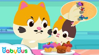 This is the Way | Baby Kitten's Dirty Hands | Going to Doctor | Nursery Rhymes | Kids Songs |BabyBus