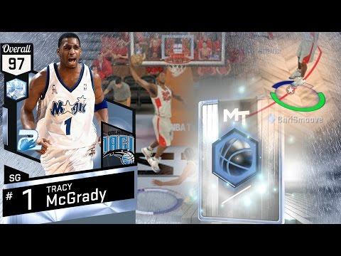 NBA 2K17 My Team - Diamond T-Mac Tracy McGrady Debut! PS4 Pro 4K
