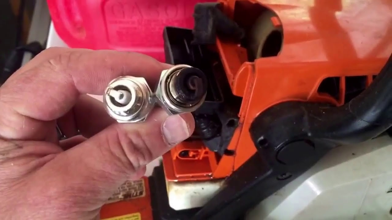 How To Replace Stihl Chainsaw Air And Fuel Filter