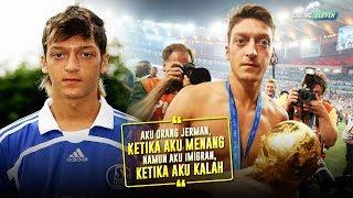 Kisah Inspiratif Mesut Özil, Imigran Yang dilecehakan Namun Membalasnya Dengan Juara Piala Dunia