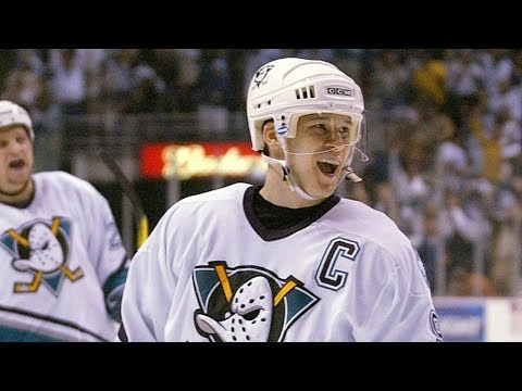 The Career of Paul Kariya