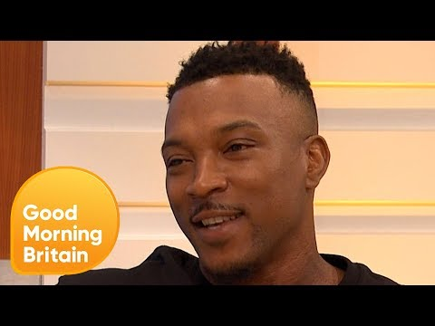 Ashley Walters Wants to Be an Inspiration to Troubled Youths | Good Morning Britain