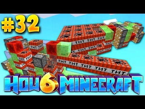 How To Minecraft 6: TEAM MISSILE WARS EVENT! (#32)