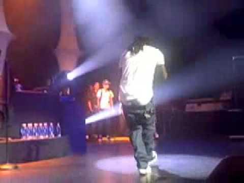 Lil Wayne Performs Kobe Bryant Live!!!! at Lakers Party