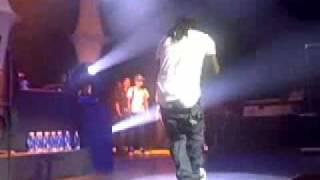 Lil Wayne Performs Kobe Bryant Live!!!! at Lakers Party