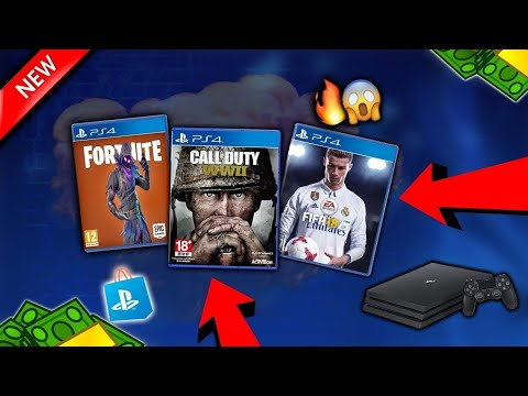 NEW WORKING JULY 2019* FREE PS4 GAMES GLITCH! How To Get ANY