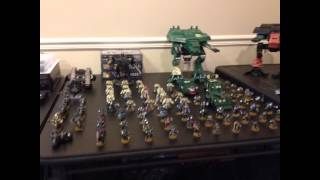 Amazing Warhammer 40K collection - 5 armies(, 2015-07-15T21:35:51.000Z)