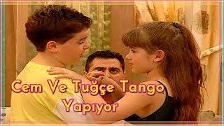 Tuğçe Ve Cem Tango Yapıyor - Sihirli Annem