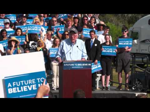 End Fracking and Offshore Drilling | Bernie Sanders