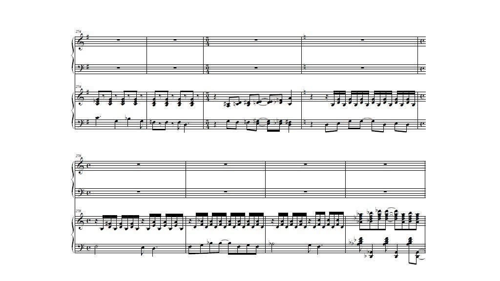 George Gershwin - Rhapsody in Blue (Pipe organ) - YouTube