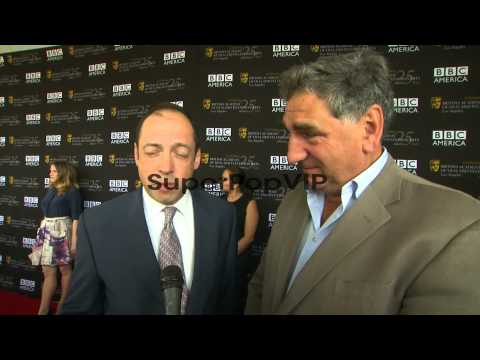 INTERVIEW: Matthew Weiner and Jim Carter on how it feels ...