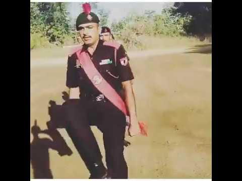 NCC RDC 2017 Maharashtra Dte Drill instructors...Indian army
