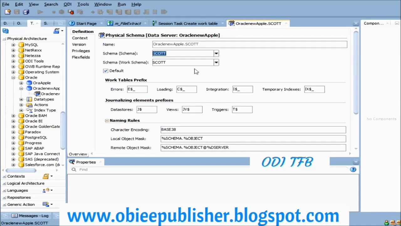 Loading data from file to table in oracle data integrator youtube loading data from file to table in oracle data integrator tutorials for beginners baditri Gallery