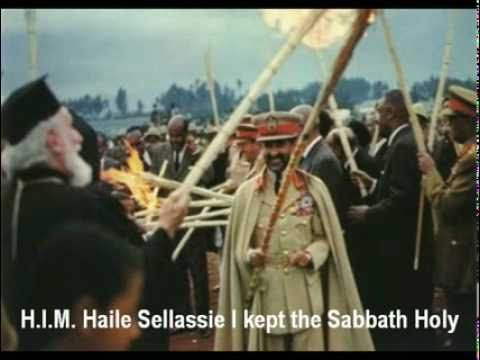 HAILE SELLASSIE Reveals True Cross & Tabernacles Feast | GERALD MASSEY Egyptology | Ethiopic SUKKOT