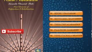 Kannada Karaoke Songs | Flute Instrumental Music | Venu Ninaada