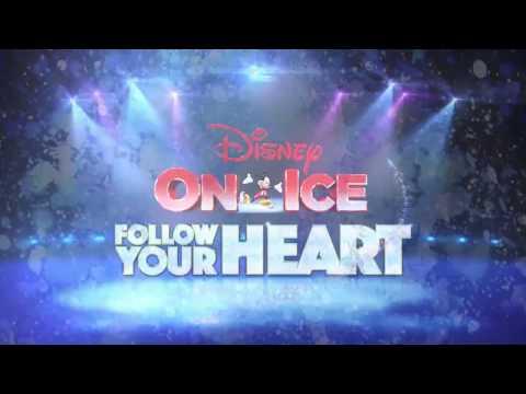 Disney On Ice / Feb. 01 - 12, 2017 / United Center, Chicago