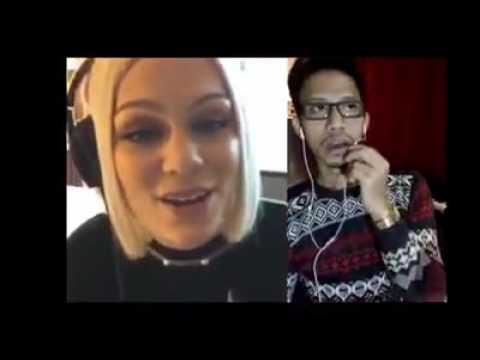 Flashlight - Jessie J best duet ever ( smule sing )